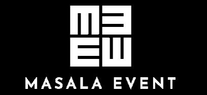 masala event blanc